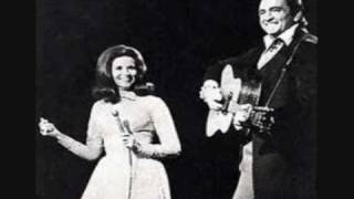 Johnny and June Carter Cash - When it's Springtime in Alaska .