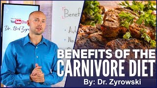 Benefits Of The Carnivore Diet   The Results Are Crazy!