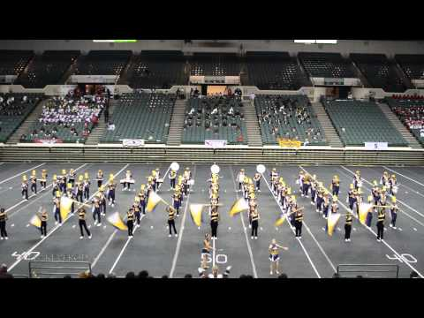 Euclid High School Marching Band - Field Show - 2014