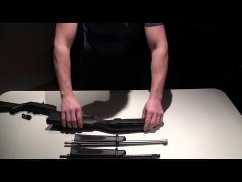 Ruger 10/22 TakeDown Model 11112 16 inch threaded barrel with flash suppressor