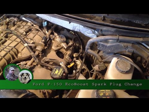 how to change spark plugs on a 5.4 triton v8