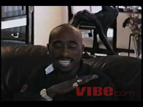 VIBE.com -- Tupac Shakur -- The Lost Interview, Pt. 3