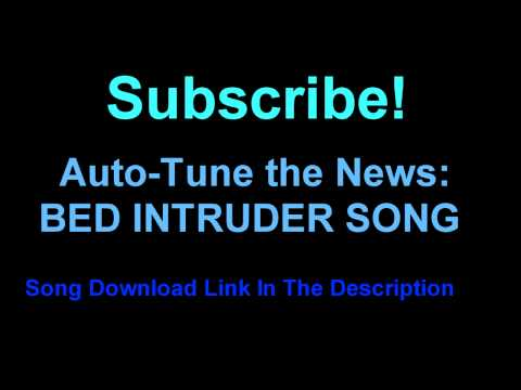 bed intruder song auto original and maker of the song
