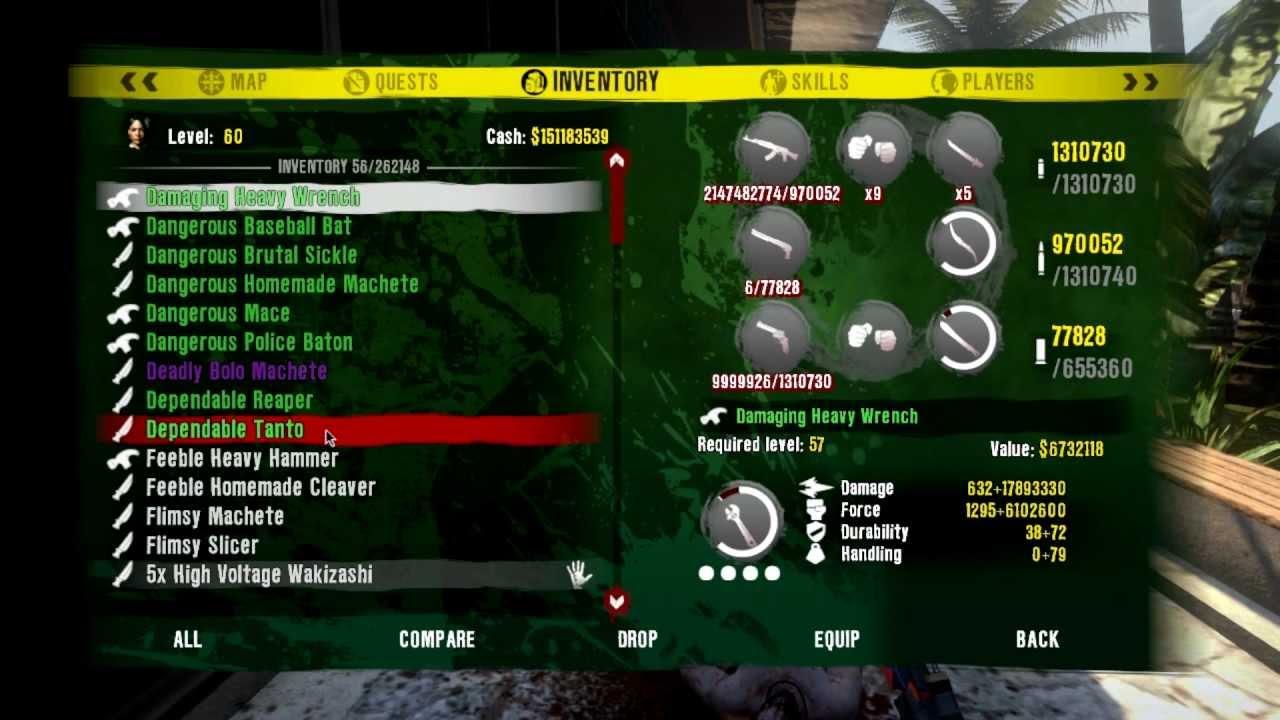 Dead Island Codes Pc