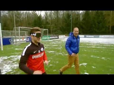 Blindgangers met Van Bommel, Bouma, Mertens en Strootman