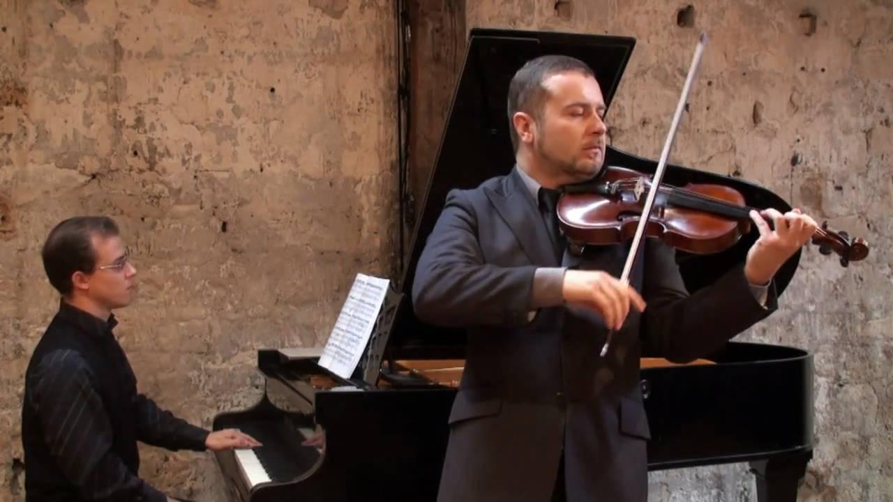 Prelude et allegro f kreisler david galoustov violon praeludium and allegrojulien gernay