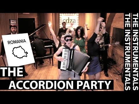 The Accordion Party (THE INSTRUMENTALS - Episode 3)