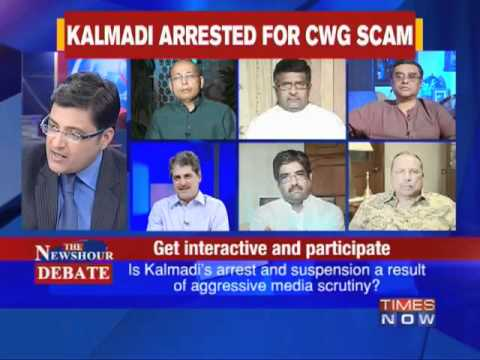 Debate: Kalmadi arrested today - 1