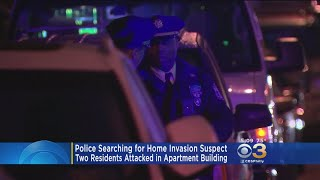 Police Searching For Home Invasion Suspect