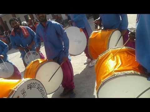 Nasik dhol jabaj Ujjain