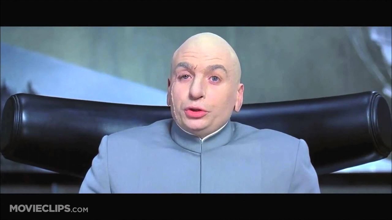 dr Evil Right Quote dr Evil oh Sure