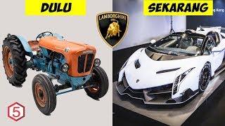 Ternyata Lamborghini Berawal Dari Traktor Dan Di Hina Ferrari