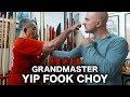 Yip Kin Wing Chun 葉堅詠春拳 - Grandmaster Yip Fook Choy