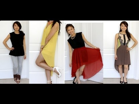 Spring Fashion Trends 2013 Lookbook