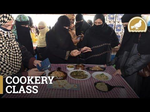 Siasat & Freedom Oil held cookery class at Kareem Nagar