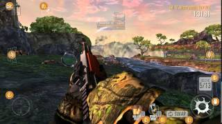 Deer Hunter 2014 Region 9 Zambezi River Contract Hunt (Stampede Hunt)