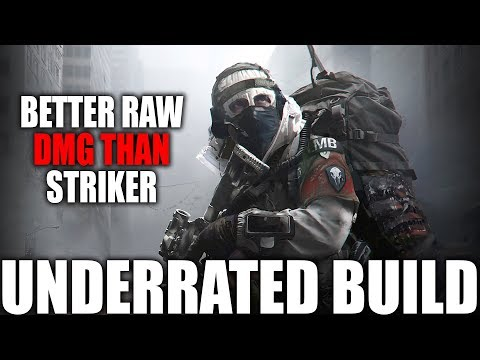 MOST UNDERRATED BUILD IN THE DIVISION | MORE RAW DAMAGE THAN STRIKER CLASSIFIED | UPDATE 1.8.2 thumbnail