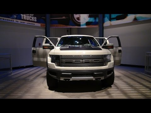 TFL 2014 Ford F-150 SVT Raptor is Born and Built (Episode 1)