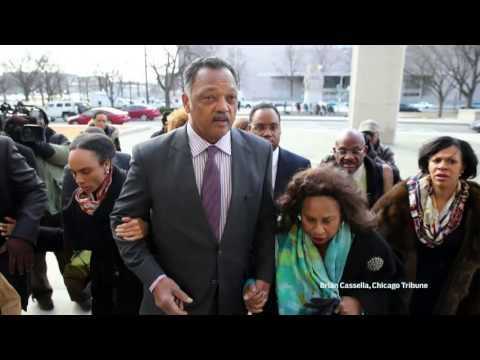 Jesse Jr. and Sandi Jackson prison time, crime rate in Chicago