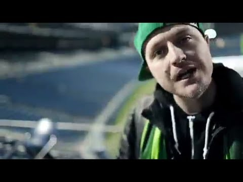 THE ORIGINAL SEAHAWKS ANTHEM - Welcome To My Life- DAN VALDES (Official Video)
