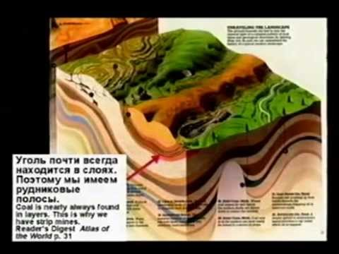 Крах теории эволюции и атеизма . Кент Ховинд Часть 6   Теория Ходвина о потопе