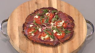 Drs. Rx: Can Pizza Be Healthy with a Beet Crust?