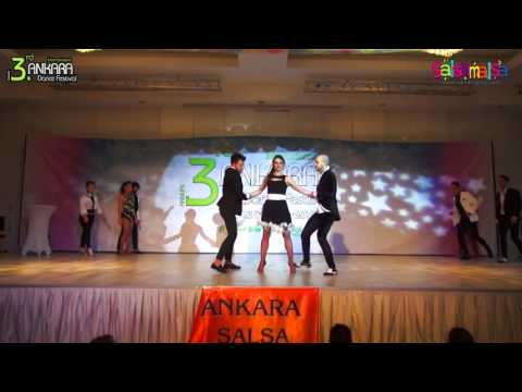 Marco Ferrigno Group Dance Performance Show | AIDC-2015