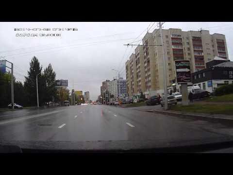 ДТП МОТОЦИКЛИСТ НА КРАСНЫЙ УФА 23 ИЮЛЯ 2014