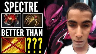 Genius build with SumaiL Spectre no Radiance but Madness Dota 2 Pro Gameplay