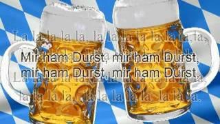 Oktoberfest In München (Mir Ham Durst) - Wiesnhit 2014