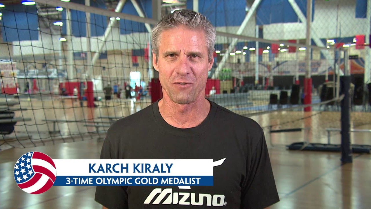 """We Are More"" - Karch Kiraly 