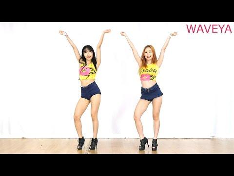 WAVEYA SISTAR SHAKE IT Cover Dance