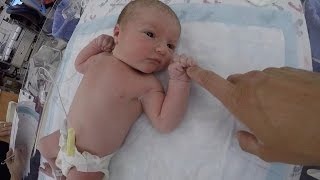 Welcome To The Family   Newborn Baby Birth VLOG 👶