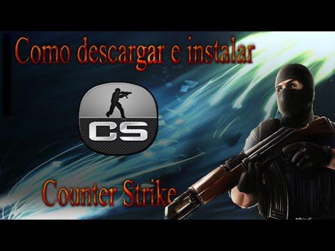 Como descargar Counter Strike 1.6 No Steam (2015) Full