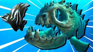 Download Lagu LIVING FOSSIL Fish EATS the OCEAN! - Feed and Grow Fish Gameplay Gratis STAFABAND