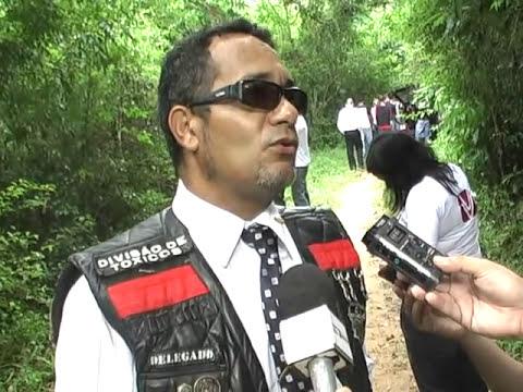 RECONSTITUIÇÃO DO CRIME DE ALAN CARVALHO- (CARA FINA)
