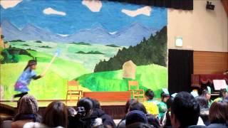 2013/12/18・19お楽しみ会『年少つぼみあか組』