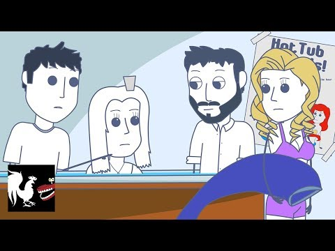 Rooster Teeth Animated Adventures - Mermaids