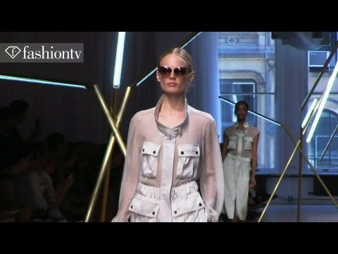 Jason Wu Spring/Summer 2014 ft Karlie Kloss. Jourdan Dunn   New York Fashion Week NYFW   FashionTV