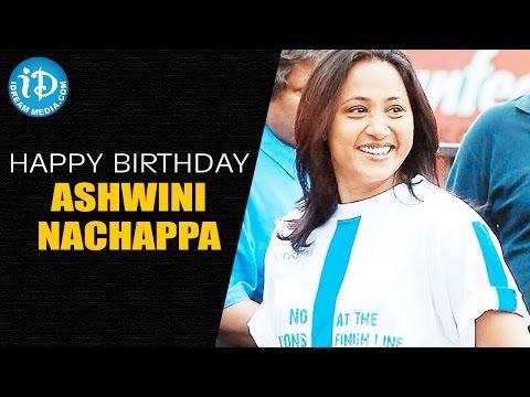 Happy Birthday Ashwini Nachappa || Best Wishes From iDream Filmnagar