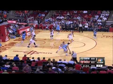 Jeremy Lin + Team Highlights || Houston Rockets vs Denver Nuggets || 11/7/2012 | HD