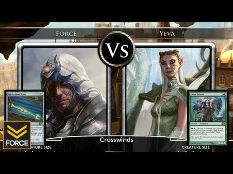 MTG 2013: Yeva REVENGE - Duels of the Planeswalkers (Gameplay)