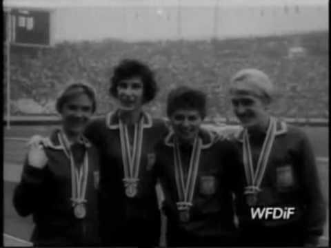 Polskie Medalistki Igrzysk Olimpijskich w konkurencjach lekkoatletycznych
