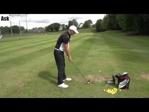 Balanced Golf Swing Lesson