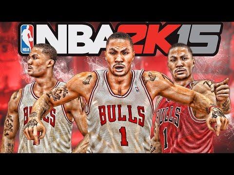 NBA 2K15 - Derrick Rose The Return