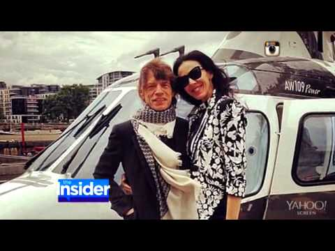 Mick Jagger Speaks Out, Rolling Stones Cancel Concert Following L'Wren Scott's Death
