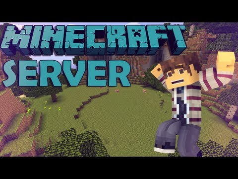 Server de Minecraft 1.6.2 Hunger Games.