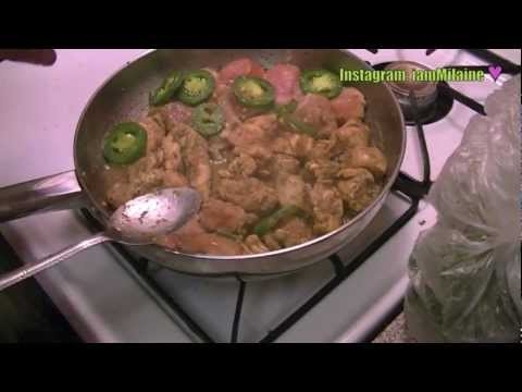 Cooking with Mimi: EASY CHICKEN CURRY RECIPE