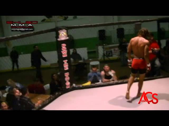 EXILED MMA and ACSLive.TV PRESENTS Aaron Beatdemup Smith Vs Cody Smigel