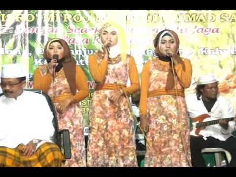 Kyai Anom Suroto In Tanjung Wadung (lagu Lir-ilir)